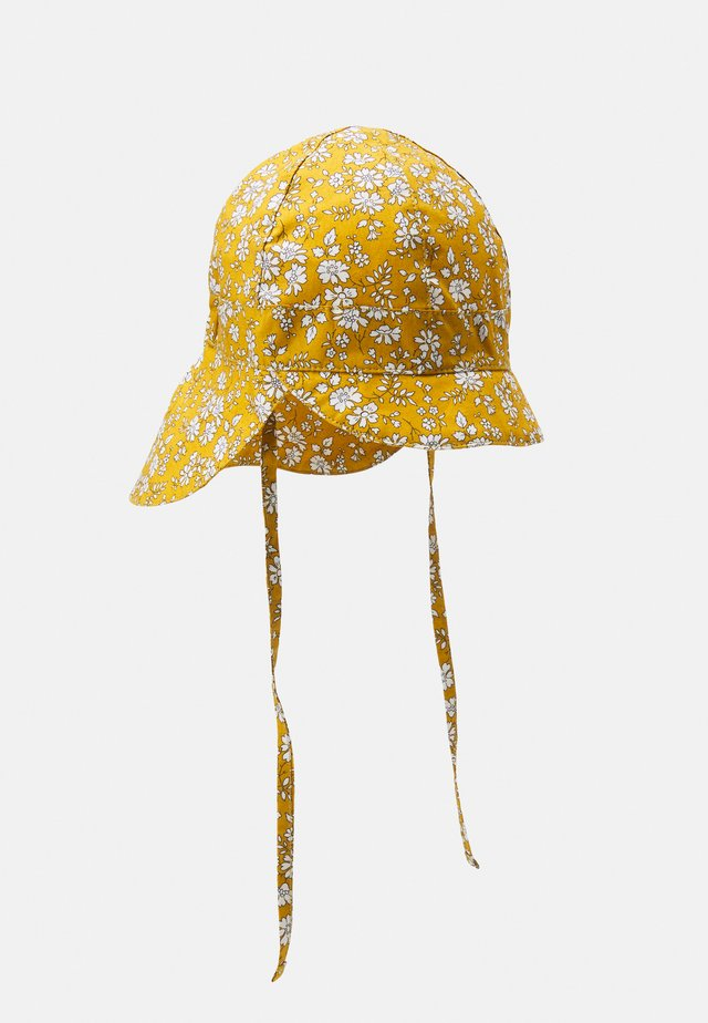 SAFARI SUNHAT NO EARS LIBERTY UNISEX - Hatte - mustard