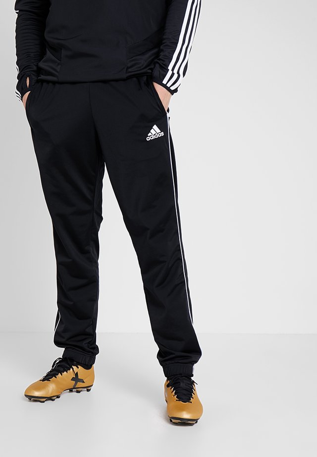 CORE HERREN - Trainingsbroek - black