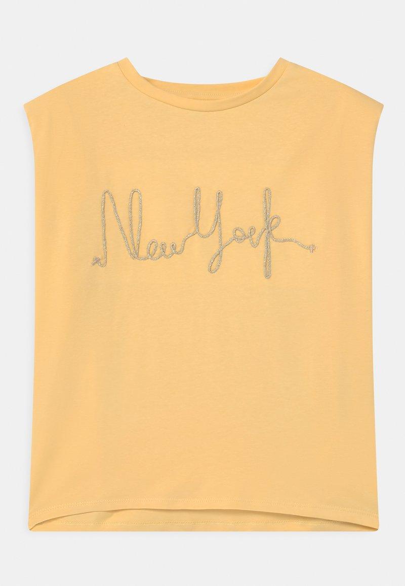 Name it - NKFDYA - Linne - yellow