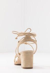 ALOHAS - SOPHIE-SANDALS - Sandals - sand - 5