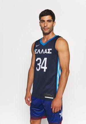 GREECE GIANNIS ANTEKOUNMPO SWINGMAN - Klubbkläder - college navy