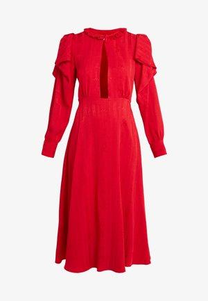 Vestido de cóctel - rosso