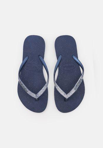 SLIM SPARKLE FADE - Boty do bazénu - navy blue
