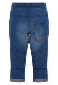 Name it - Shorts vaqueros - dark blue denim - 1