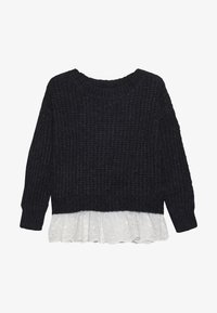 Mini Molly - GIRLS  - Svetr - navy blue - 2