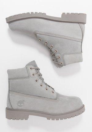 6 IN PREMIUM WP BOOT - Snørestøvletter - medium grey