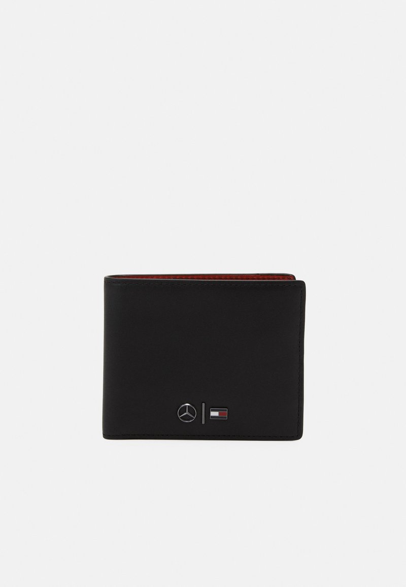 Tommy Hilfiger - MINI HOLDER - Wallet - jet black