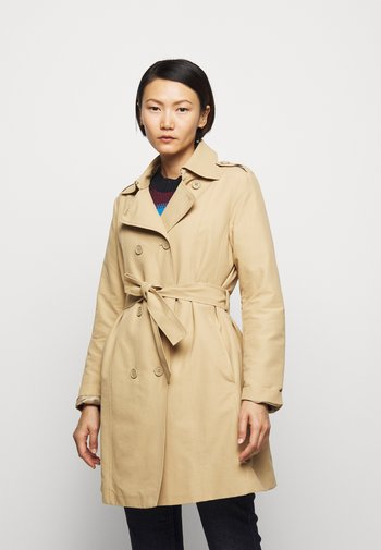 MILO - Trenchcoat - brown