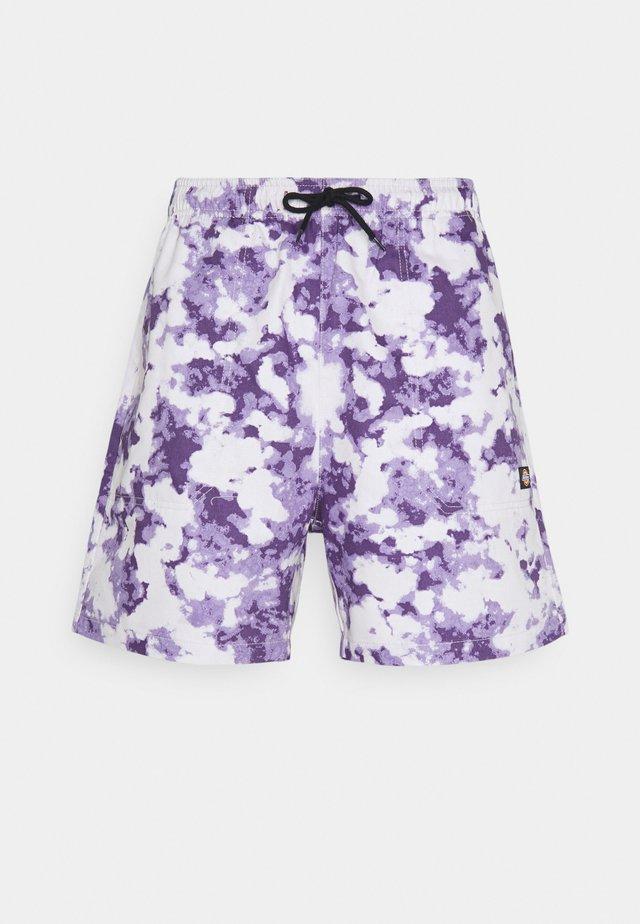 SUNBURG - Shorts - purple gumdrop