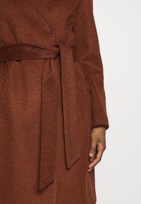Selected Femme Petite - SLFMELLA  COAT - Classic coat - bordeaux - 5