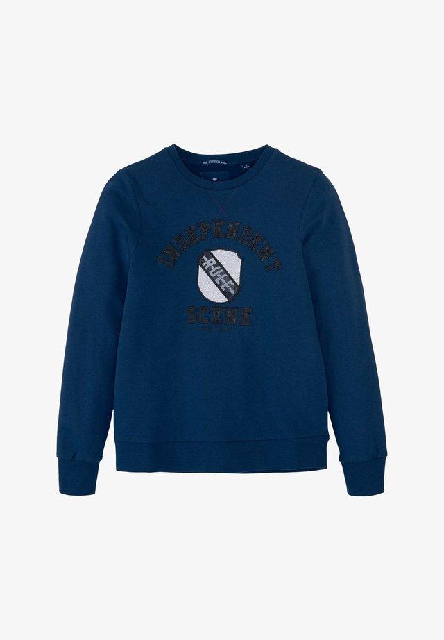 Sweatshirt - new blue blue