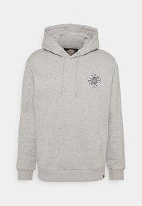 Dickies - GLOBE HOODIE - Sweatshirt - grey melange - 4