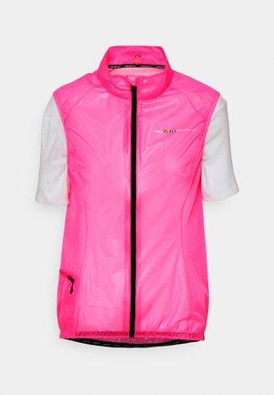 MASKILA - Waistcoat - pink