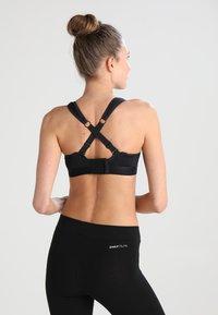 ODLO - Sports bra - black - 3