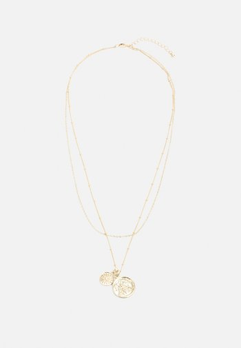 PCKELLY NECKLACE - Necklace - gold-coloured