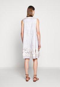 WEEKEND MaxMara - CAIMANO - Korte jurk - sand - 2