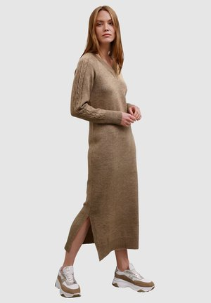 Shift dress - sand