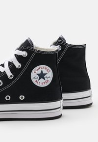 Converse - CHUCK TAYLOR ALL STAR LIFT - Sneaker high - black/white - 5