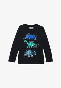 Staccato - BOY LONG SLEEVE KID - Langærmede T-shirts - navy - 2