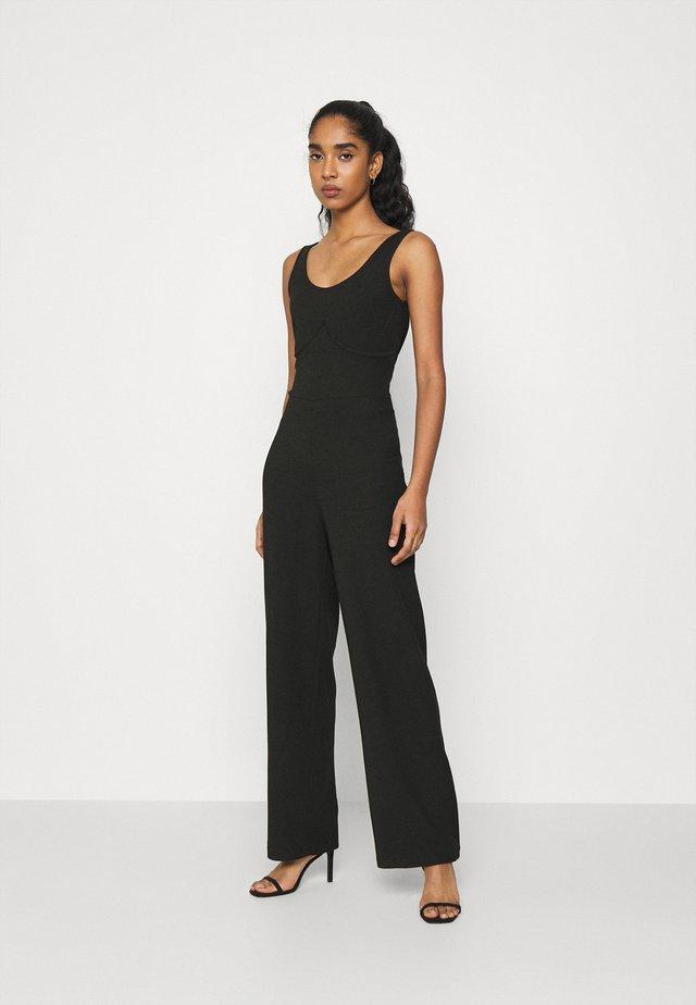 ONLRITA - Tuta jumpsuit - black