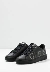 Guess - RIDERR - Sneakersy niskie - black - 4