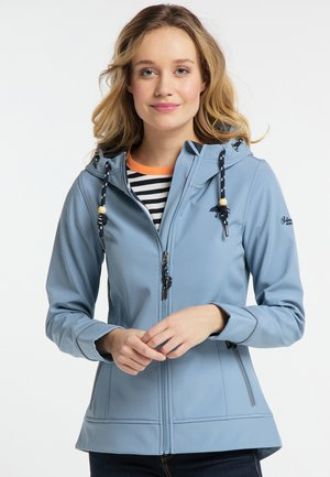 Chaqueta outdoor - jeans blue