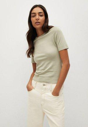 ALMAECO - T-shirt basique - aquamarijn