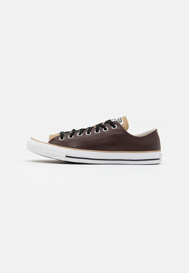 Converse - CHUCK TAYLOR ALL STAR - Trainers - dark root/khaki/white