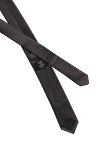 DRYKORN - TIE SLIM - Tie - grey - 3