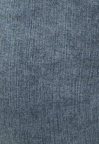 Zizzi - AMY SHAPE - Jeans Skinny Fit - stone washed - 4