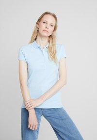 Tommy Hilfiger - NEW CHIARA - Polo shirt - blue - 0