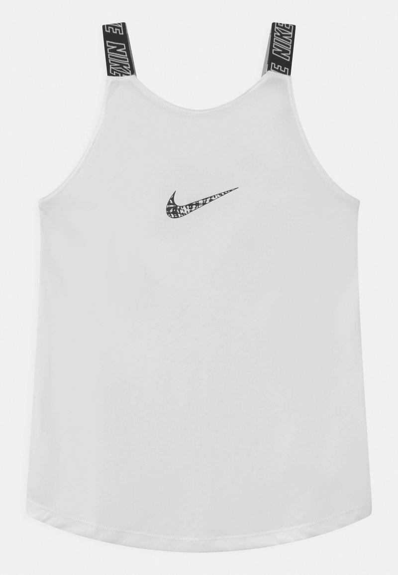 Nike Performance - ELASTIKA - Top - white/black