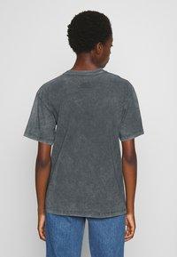 Topshop - PINK FLOYD TEE - T-Shirt print - black - 2