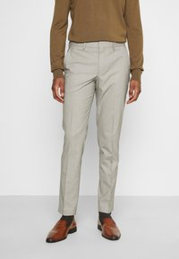 Selected Homme - SLHSLIM MAZELOGAN - Traje - sand - 4