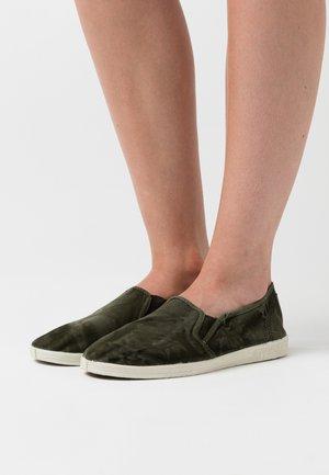 Slipper - kaki