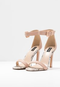River Island Wide Fit - Sandaletter - neutral - 4