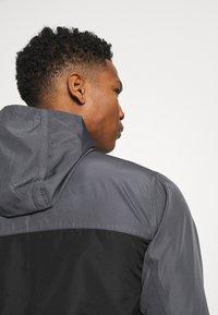 Brave Soul - ASHBLOCK - Training jacket - grey/black - 6