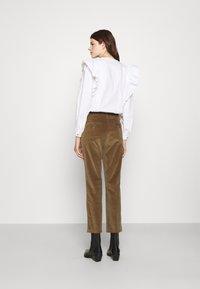 WEEKEND MaxMara - APICE - Trousers - camel - 2