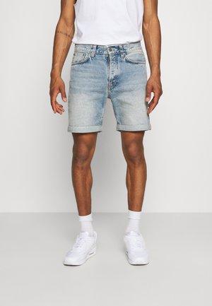 JOSH - Denim shorts - light depot