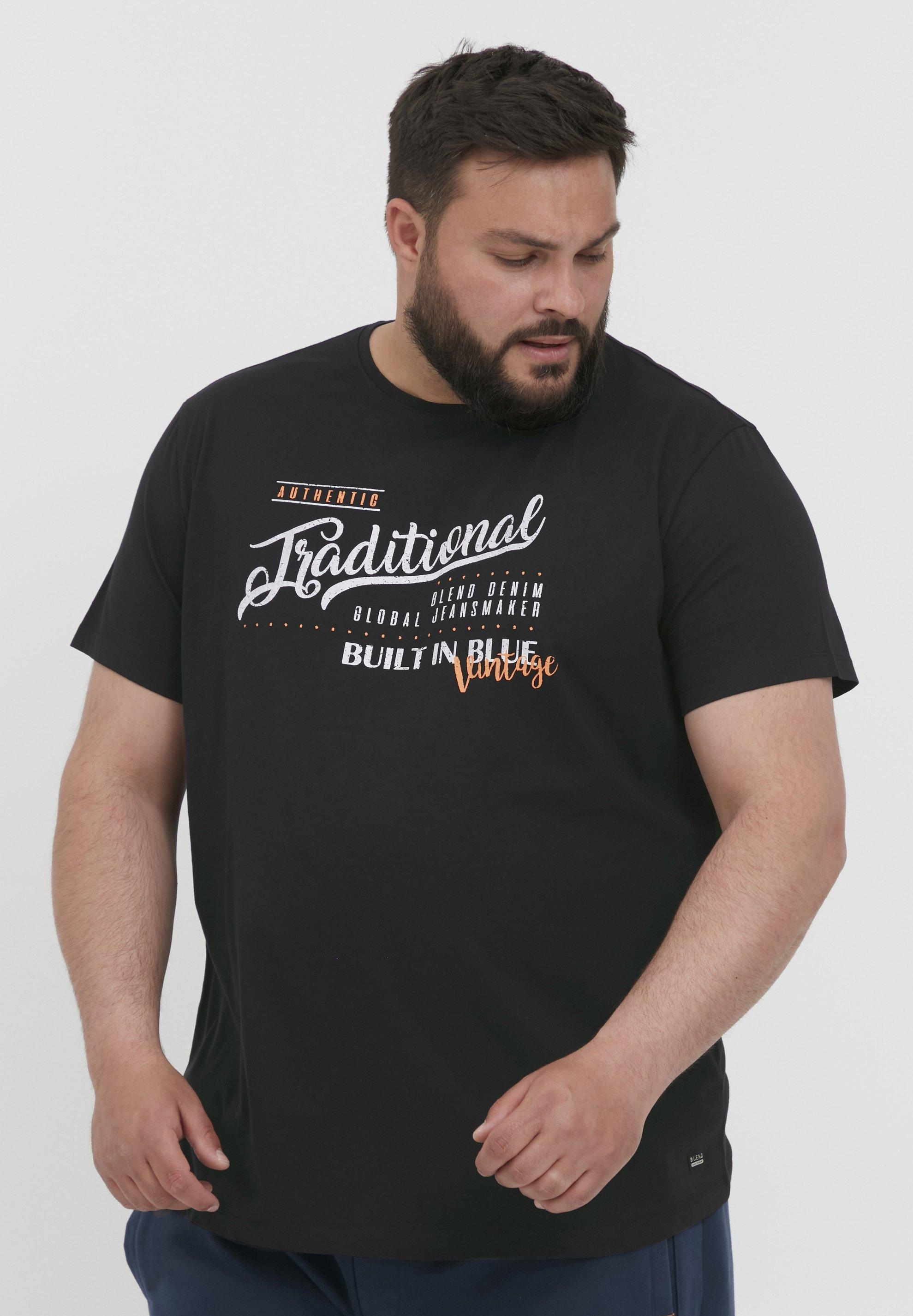 Homme BT DOPPLER - T-shirt imprimé