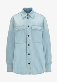 BOSS - Button-down blouse - blue - 5