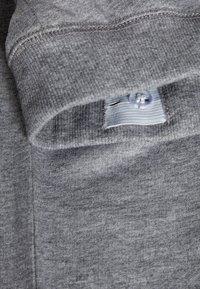 Name it - NKMSWEAT - Spodnie materiałowe - grey melange - 2