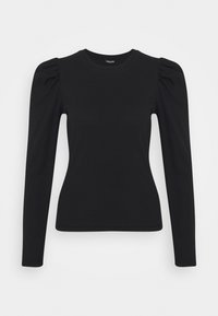 Pieces - PCANNA - Long sleeved top - black - 3