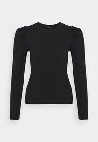PCANNA - Long sleeved top - black