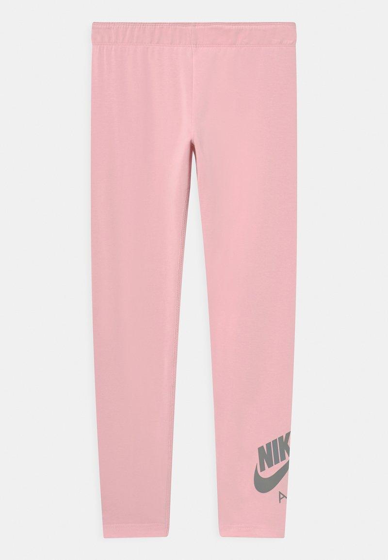 Nike Sportswear - AIR FAVORITES - Leggings - Trousers - pink glaze