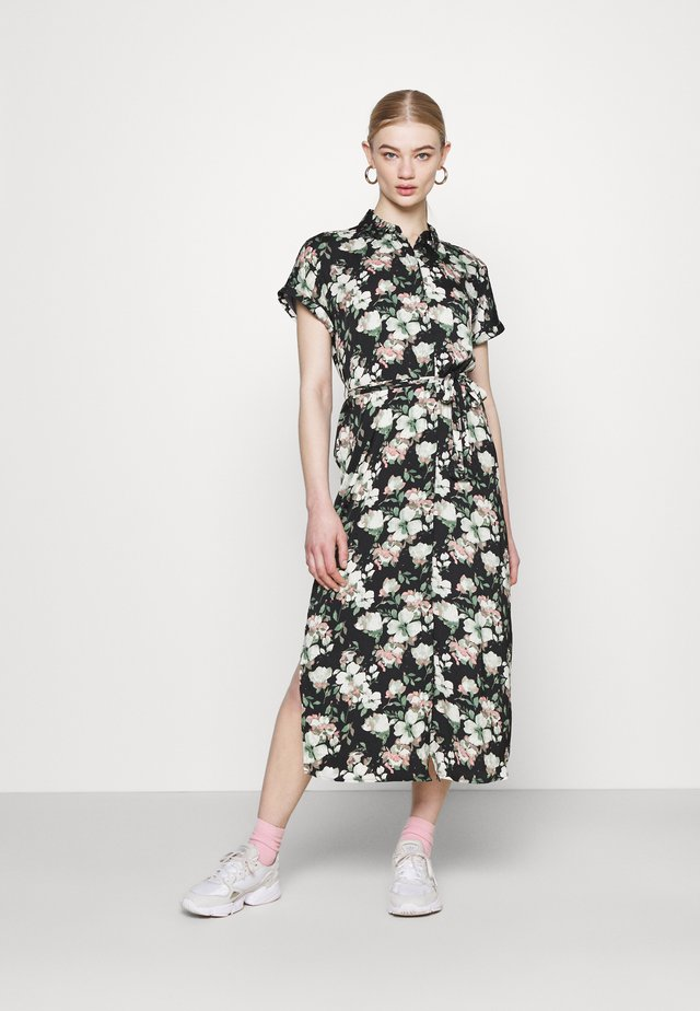 VMINES WIDE CALF - Shirt dress - laurel wreath/ines
