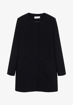 BOMBIN - Short coat - black