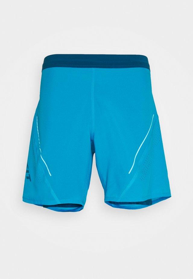 ALPINE PRO SHORTS - Pantalón corto de deporte - frost