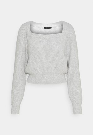 KIM - Jumper - grey melange