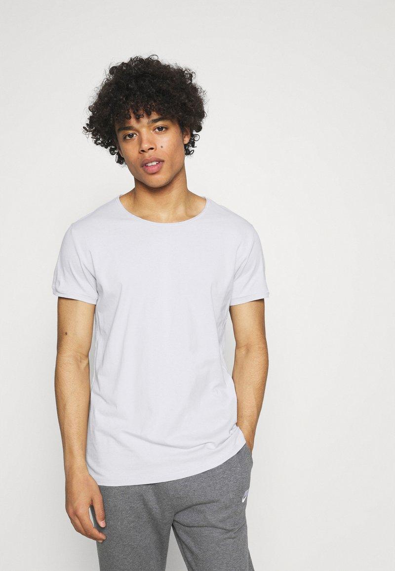 Tigha - WREN - Basic T-shirt - concrete grey